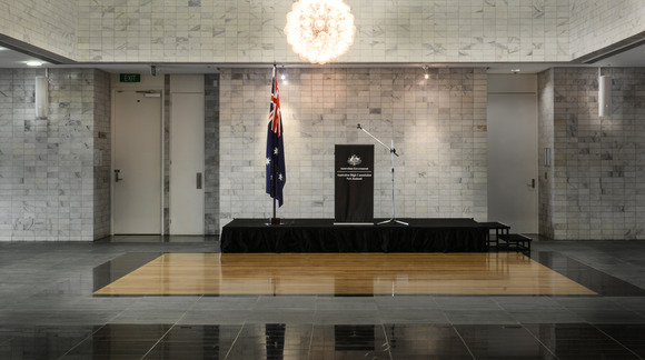 HARMAN Professional Solutions Delivers World-Class Audio Quality at the Australian High Commission