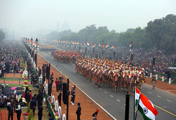 HARMAN Professional Solutions Brings World-Class Sound To India's Republic Day Celebrations