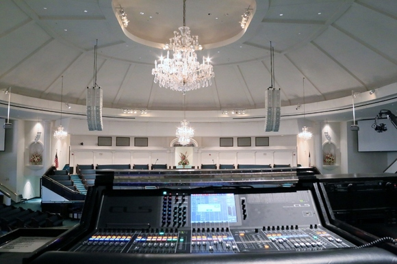 HARMAN Professional Solutions Helps Beulah Baptist Church Bring Its Worship Services to New Heights