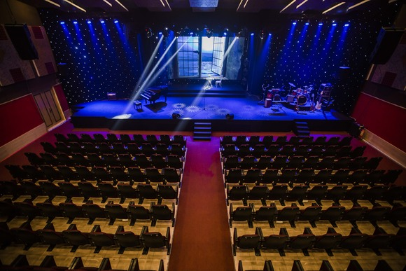 HARMAN Professional Solutions Takes VOH Music One Theater into the 21st Century
