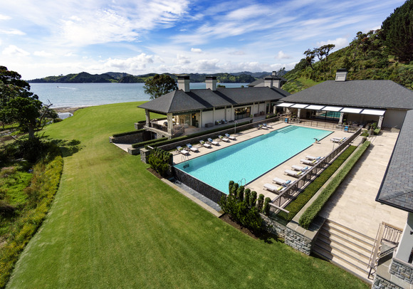 HARMAN Professional Solutions Delivers Award-Winning AV to the Helena Bay Luxury Lodge