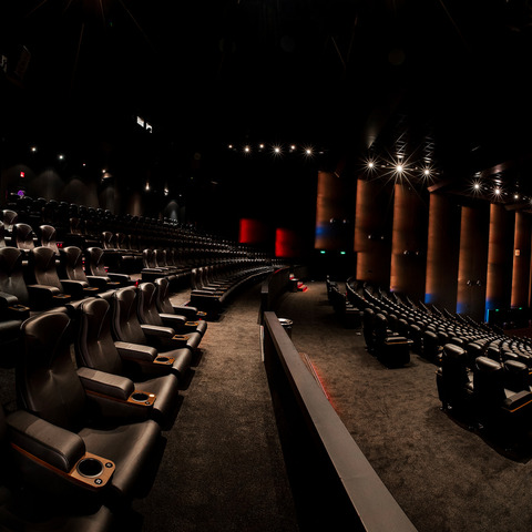 CinemaNext Creates an Immersive Cinematic Experience in the New Sphere Theater with Martin By HARMAN