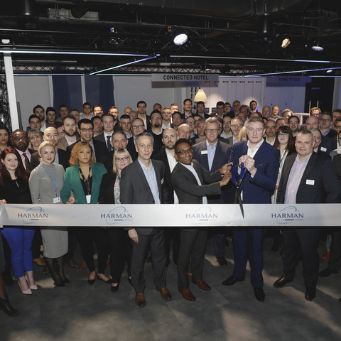 HARMAN Professional Solutions Opens New Experience Center, EMEA Headquarters in London