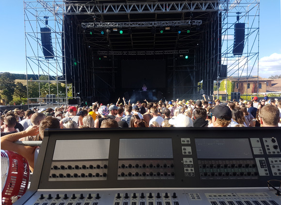 Forge Audio Takes Live Production to the Next Level with HARMAN Professional Solutions