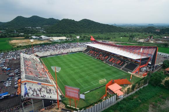 HARMAN Professional Solutions Scores Big at Mitr Phol Stadium