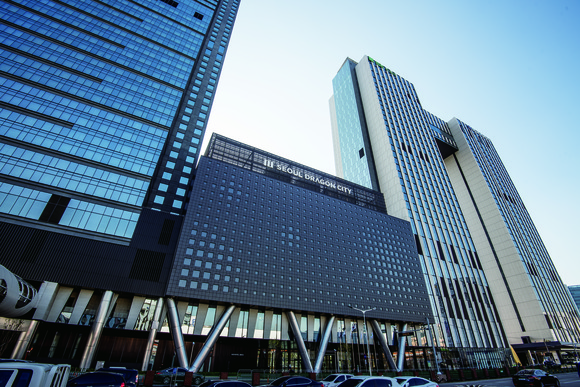 HARMAN Professional Solutions Delivers World-Class AV Performance to Seoul Dragon City Hotels