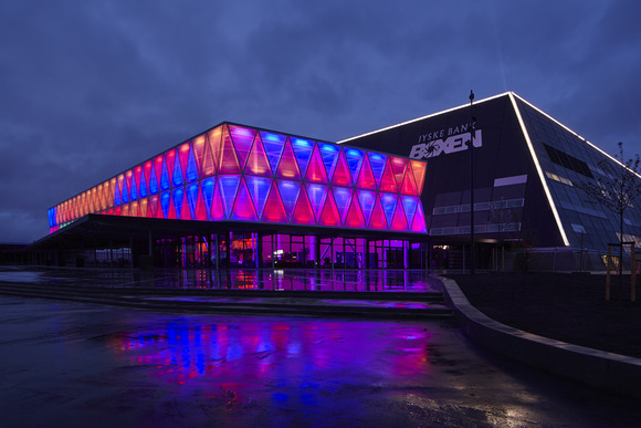HARMAN Professional Solutions Delivers a Great Fan Experience at Jyske Bank Boxen Arena