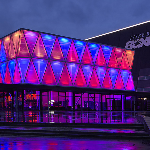 Jyske Bank Boxen Arena Elevates Fan Experiences with HARMAN Professional Solutions