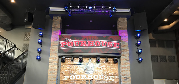 Pourhouse Uptown Delivers A Complete Entertainment Experience with HARMAN Professional Solutions