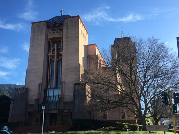 Wellington cathedral email