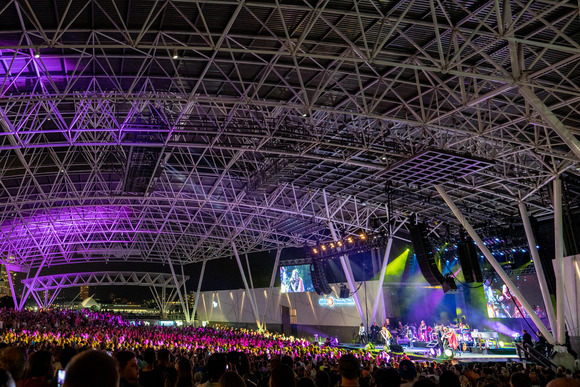 JBL Professional and Martin Lighting Soar at Summerfest 2018