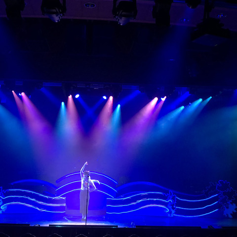 Golden Princess Brings World-Class Production to the High Seas with HARMAN Professional Solutions