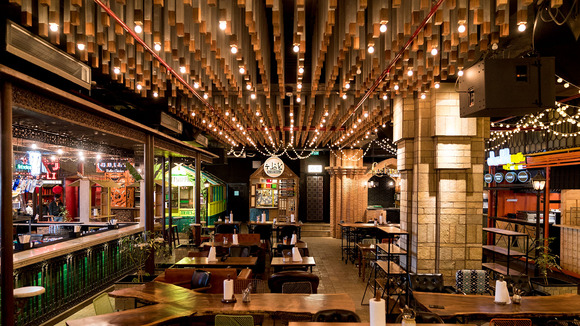 HARMAN Professional Solutions Brings Exceptional Sound To the New Flea Bazaar Café in Mumbai