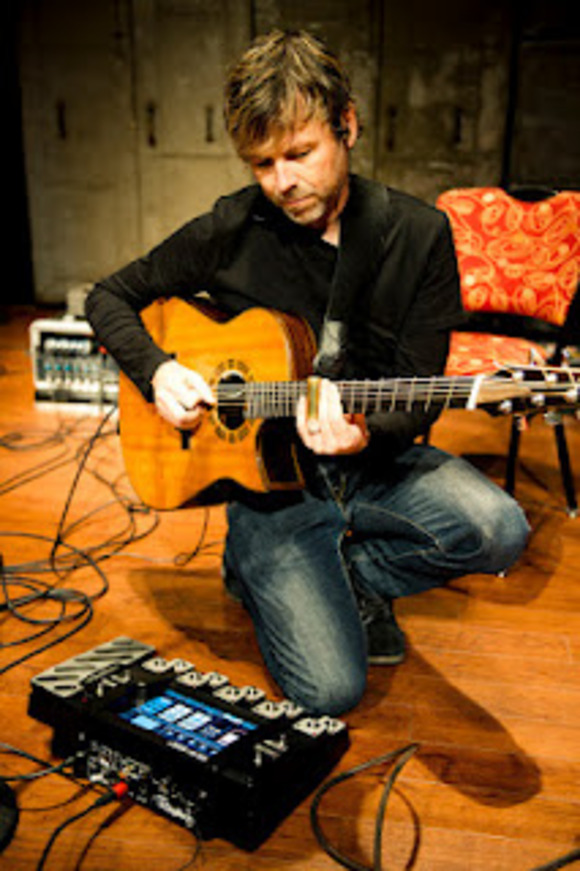 California Guitar Trio's Paul Richards Makes the Move to the DigiTech® iPB-10 Programmable Pedalboard for iPad®