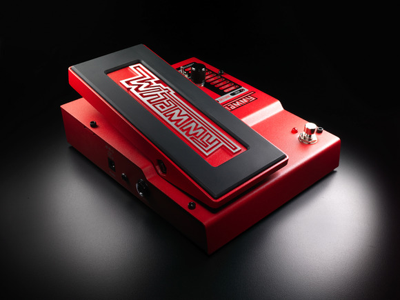 DigiTech Introduces the Legendary Whammy(tm) with Chordal Pitch-Shifting