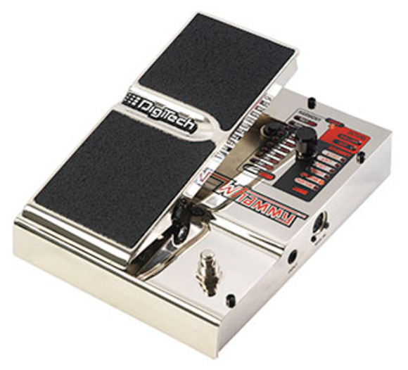 DigiTech® Celebrates The Legendary Whammy™ Pedal's 20th Anniversary With A Limited Edition Whammy