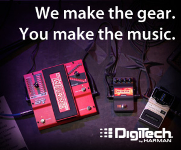 DigiTech and the Vans Warped Tour Round Out the Summer in Seattle and Portland