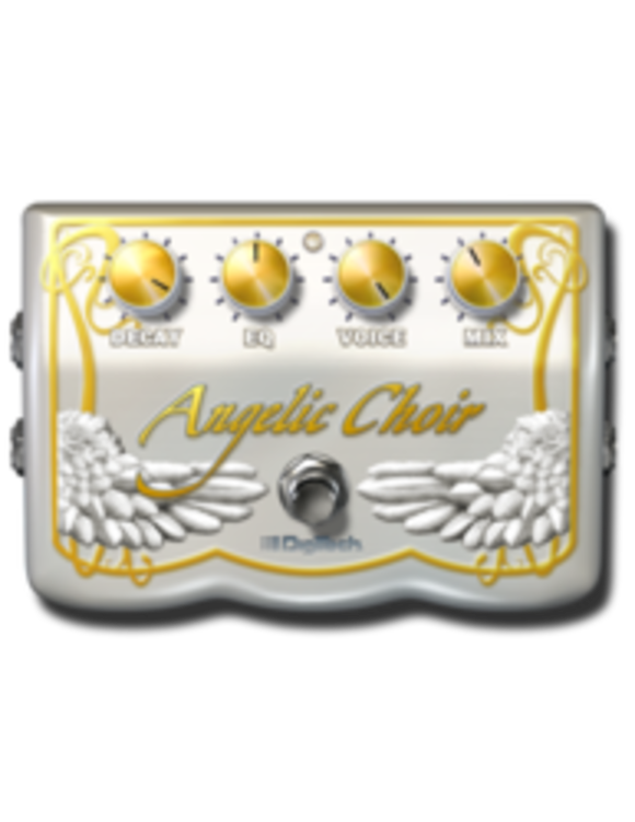Sounds Like Heaven: DigiTech Introduces Its Angelic Choir e-pedal