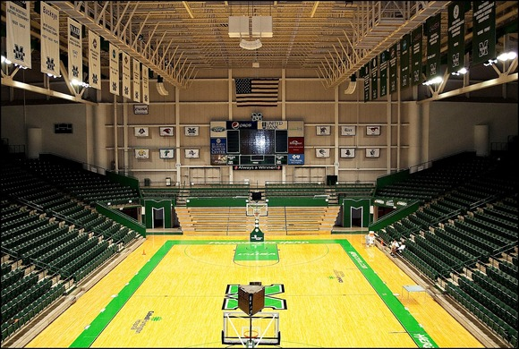 Marshall University's Cam Henderson Center Gets In the Zone With HARMAN's BSS, Crown and JBL Audio Components