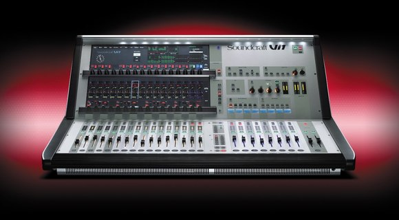 Soundcraft Announces Extensions to Digital Console Networking Backbone with AVB, Dante and BLU link Options