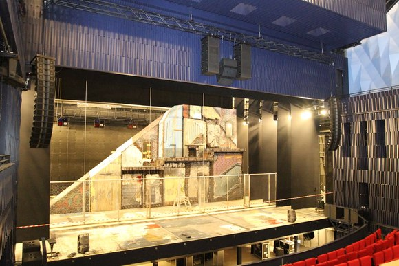 Norway's Kilden Performing Arts Centre Opens With Extensive HARMAN Audio System