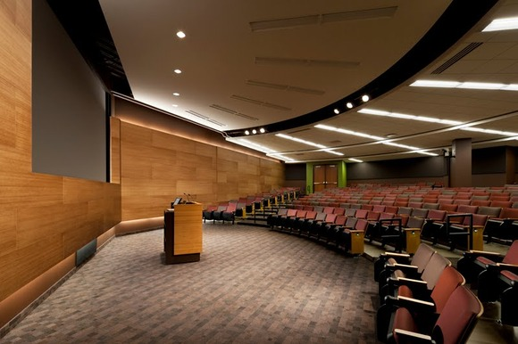 BSS Audio Soundweb London Provides Conferencing Solution for Corporate Auditorium