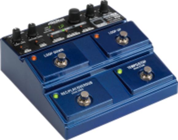 DigiTech® Ships the Revolutionary JamMan® Stereo Looper Pedal