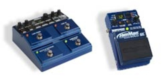 DigiTech® Redefines A Category With Introduction of JamMan® Solo and JamMan® Stereo Looper Pedals