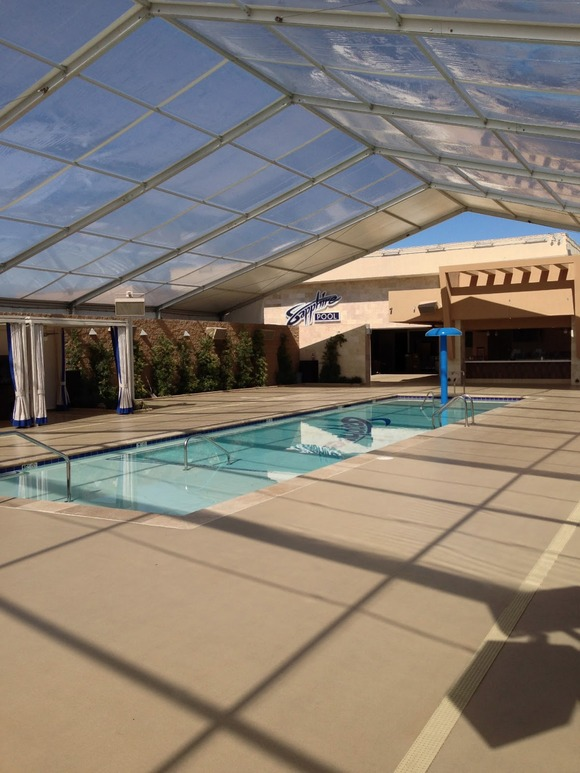 HARMAN Professional Pools Its Resources for Las Vegas' Sapphire Pool and Day Club
