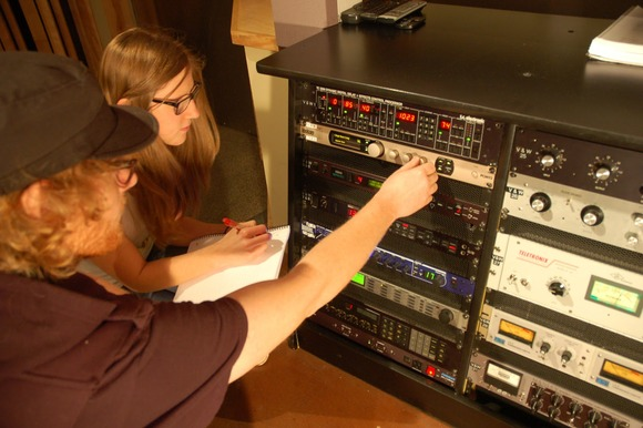 Conservatory of Recording Arts and Sciences Includes Lexicon Processors In Its Audio Recording Curriculum