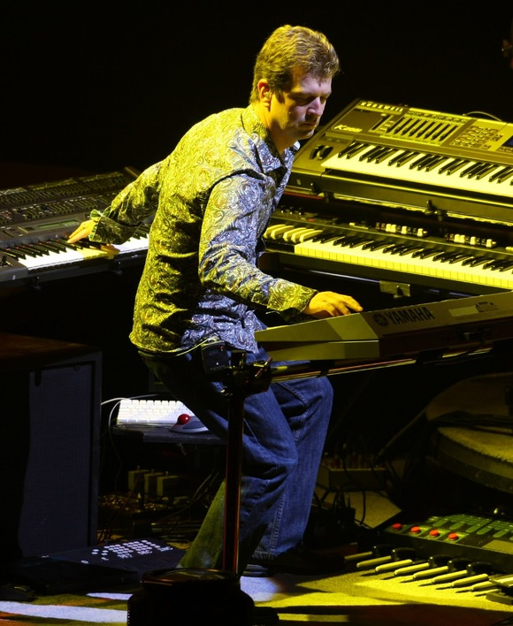 David Rosenthal, Keyboardist, Synth Programmer and Billy Joel's Musical Director Finds Lexicon PCM Total Bundle Essential Live and In the Studio