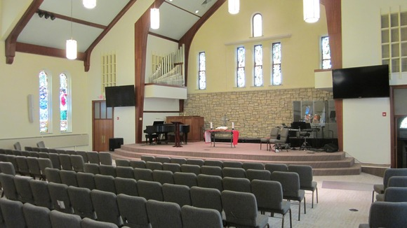 dbx PMC16 Personal Monitor Controller Performs Double-Duty at First United Methodist Church