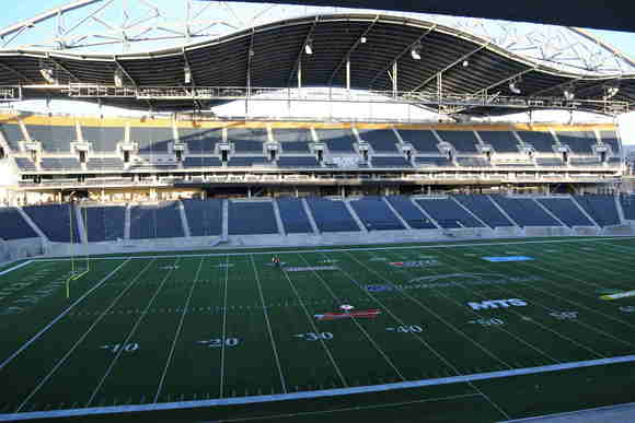 Investors Group Field In Winnipeg Puts Stock In HARMAN's BSS Audio Processing and JBL Professional Loudspeakers