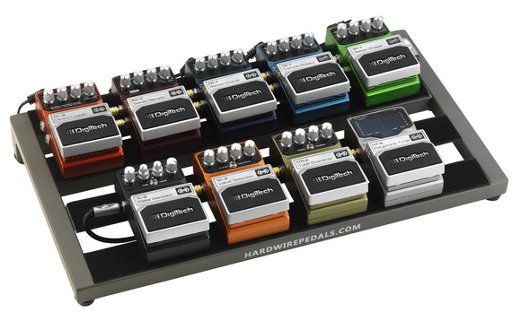 DigiTech Hits The Road with The National GUITAR Museum