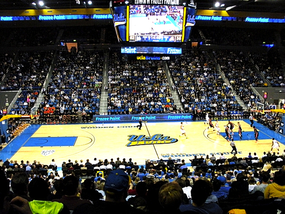 UCLA's Historic Pauley Pavilion Upgrades With HARMAN's BSS Audio and JBL Loudspeakers