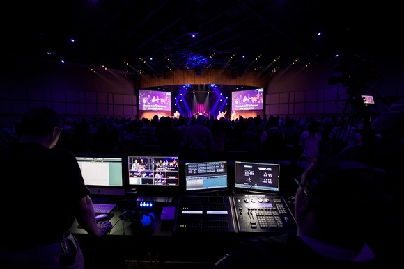 BSS Audio Handles Audio Processing and Networking for Wisconsin's Life Church