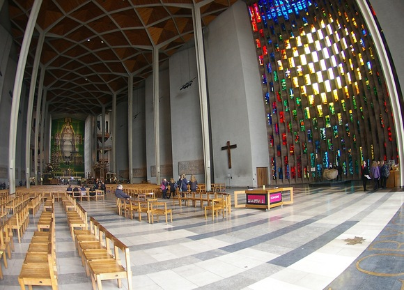 BSS Audio at the Heart of Audio Upgrade for England's Coventry Cathedral
