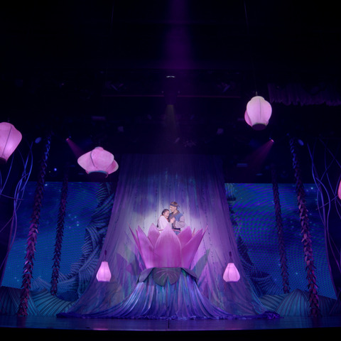 "HARMAN Professional Solutions Helps Bring ""The Secret Silk"" To Life On Princess Cruises"