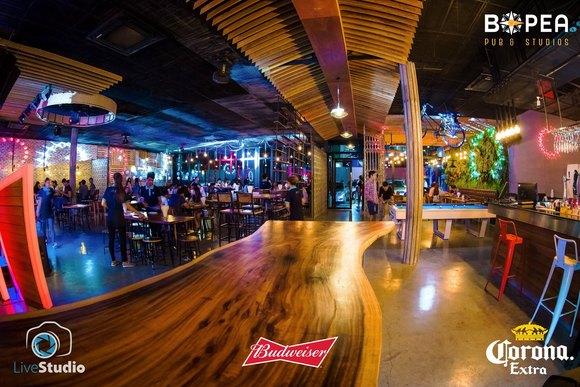 HARMAN Professional Solutions Brings Iconic Sound To Bopea Pub & Studios