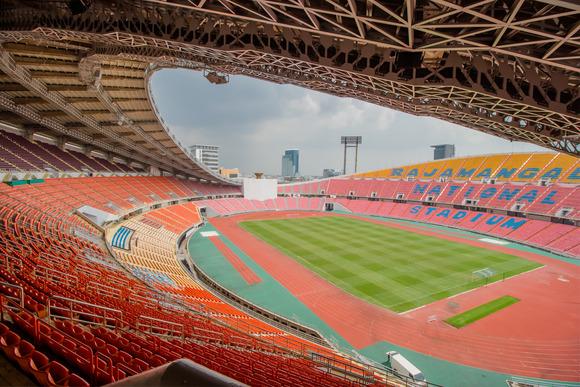 HARMAN Professional Solutions Brings Exceptional Audio to Rajamangala National Stadium