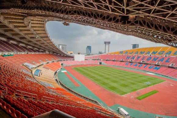 HARMAN Professional Solutions Brings Exceptional Audio to Rajamangala National Stadium