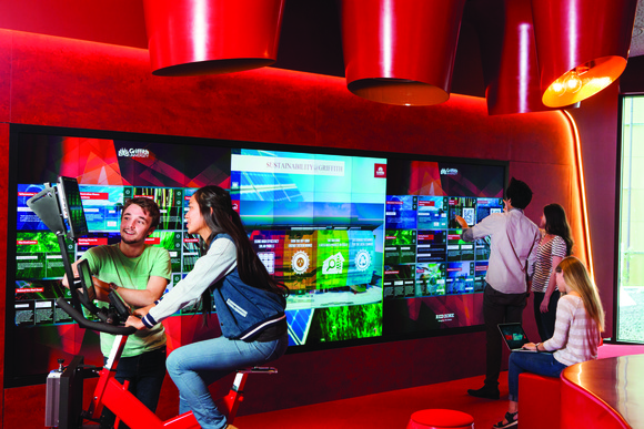 Griffith University's Red Zone Makes Future-Forward Interactive Learning Spaces a Reality with HARMAN Professional Solutions