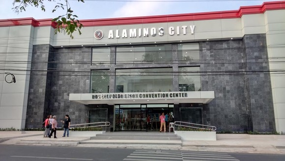 Iws philippines alaminos 2016 convention center email