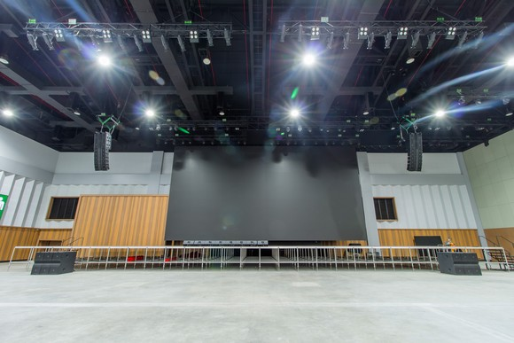 Nongnooch Convention Center Brings Premium Audio to Massive Events with HARMAN Professional Solutions