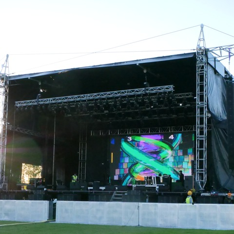 Iceland's Secret Solstice Music Festival Delivers Enchanting Sound and Lighting with HARMAN Professional Solutions