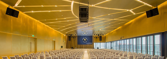 Bank of Thailand Future-Proofs New Learning Center with HARMAN Professional Solutions AV Systems