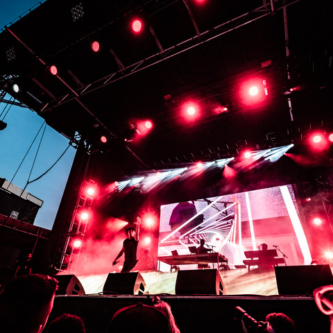 Slamhammer Lights Up Soundset Music Festival with HARMAN Professional Solutions