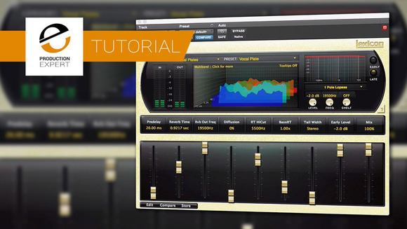 Production Expert Spotlights Lexicon PCM Native Reverbs