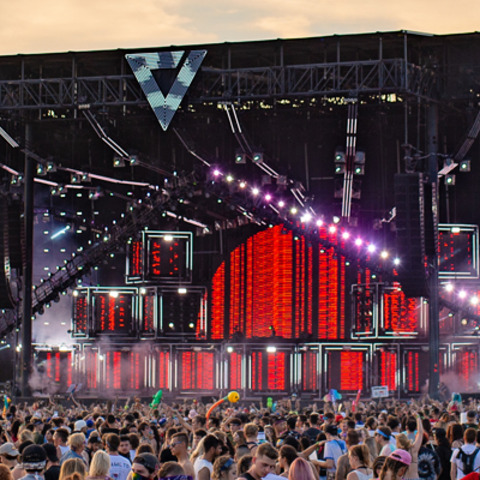 VELD Music Festival Dazzles Toronto with Dynamic Lighting by HARMAN Professional Solutions