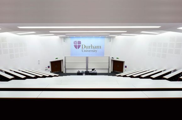杜伦大学借助哈曼专业音视解决方案打造一流学习环境